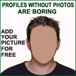 Image recommending members add Mullet Passions profile photos